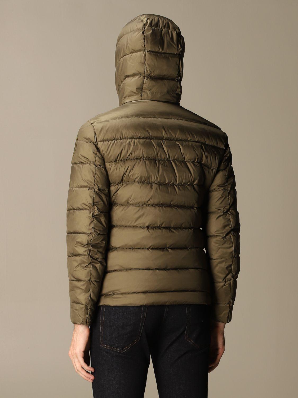 Куртка Blauer: Куртка Мужское Blauer милитари 2