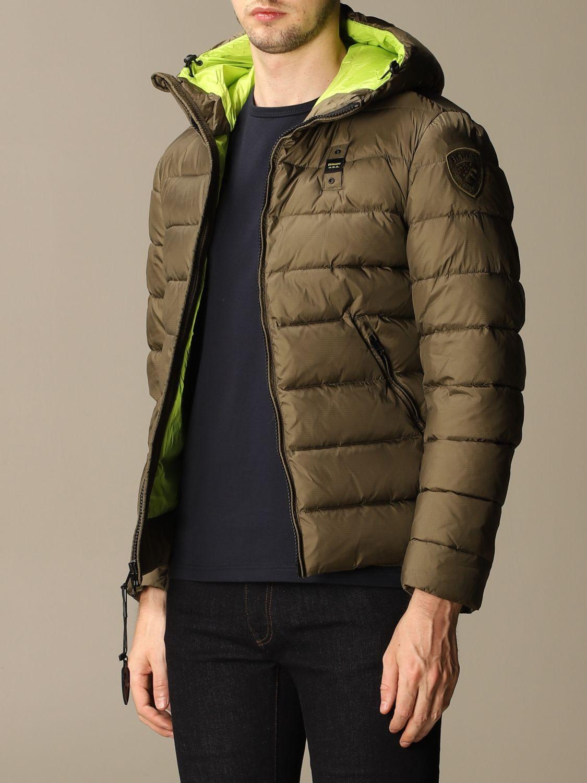 Куртка Blauer: Куртка Мужское Blauer милитари 3