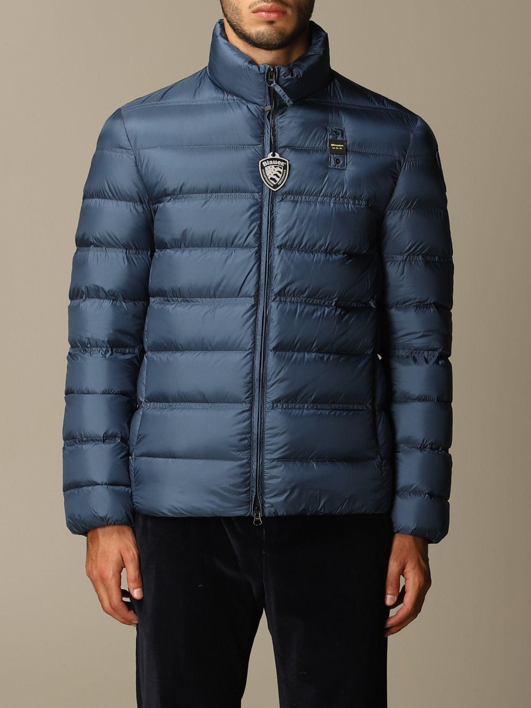 Jacket Blauer: Jacket men Blauer navy 1