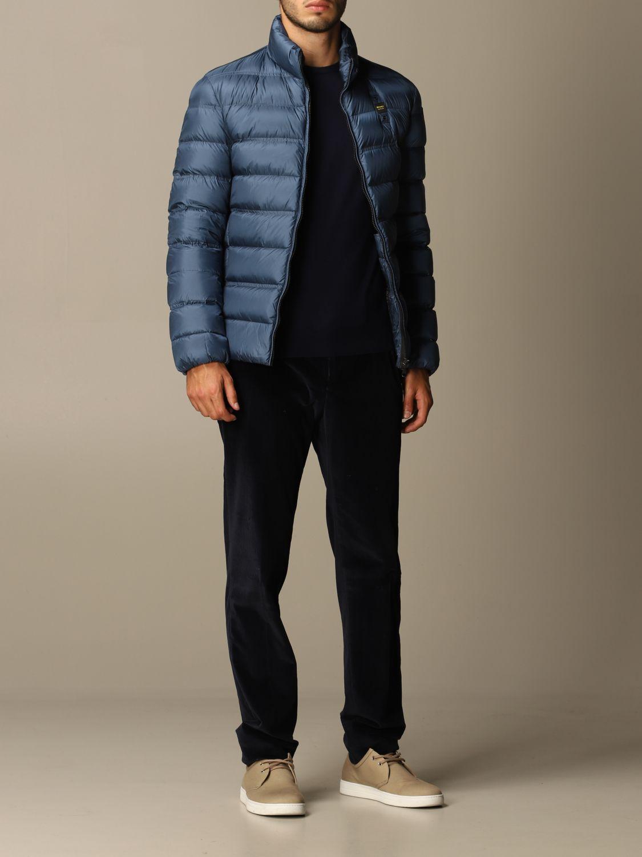 Jacket Blauer: Jacket men Blauer navy 2