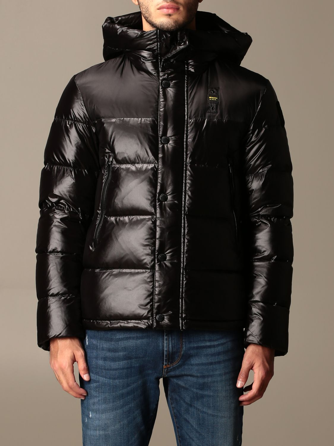 Jacket Blauer: Jacket men Blauer black 1
