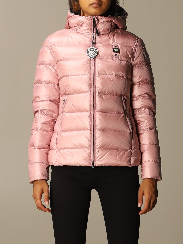 Куртка Blauer: Куртка Женское Blauer пудра 1