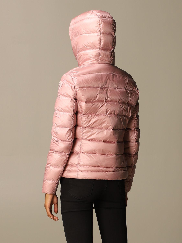 Куртка Blauer: Куртка Женское Blauer пудра 2