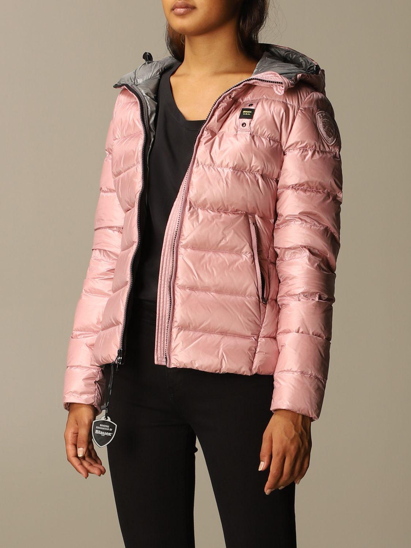 Куртка Blauer: Куртка Женское Blauer пудра 3