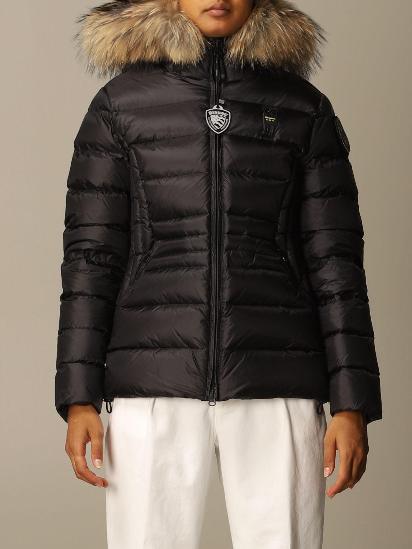 Jacket Blauer: Jacket women Blauer black 1