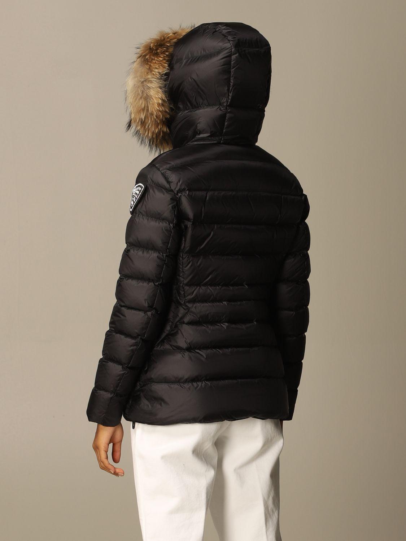 Jacket Blauer: Jacket women Blauer black 2
