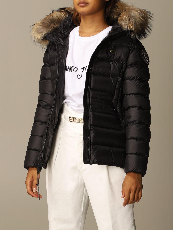 Jacket Blauer: Jacket women Blauer black 3