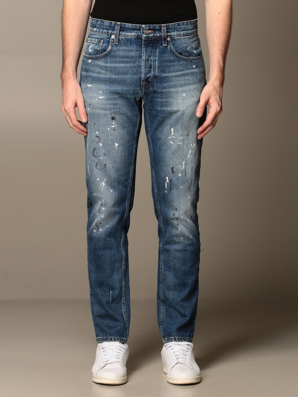 Jeans Department 5: Jeans Keith Department Five in denim used regular stretch denim 1