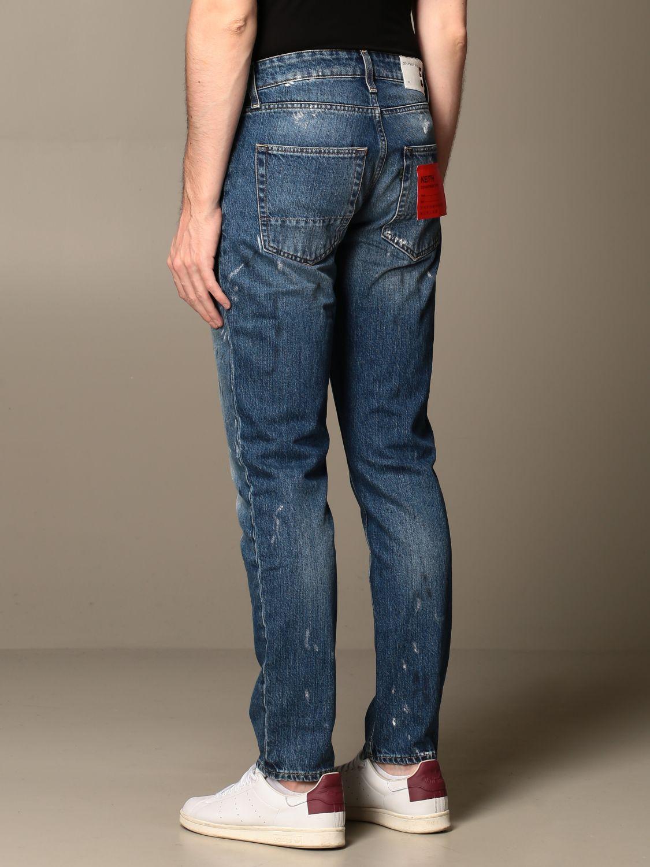 Jeans Department 5: Jeans Keith Department Five in denim used regular stretch denim 2