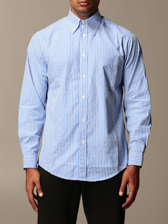 Рубашка Department 5: Рубашка Мужское Department 5 голубой 1