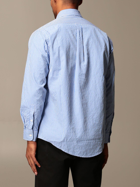 Рубашка Department 5: Рубашка Мужское Department 5 голубой 2