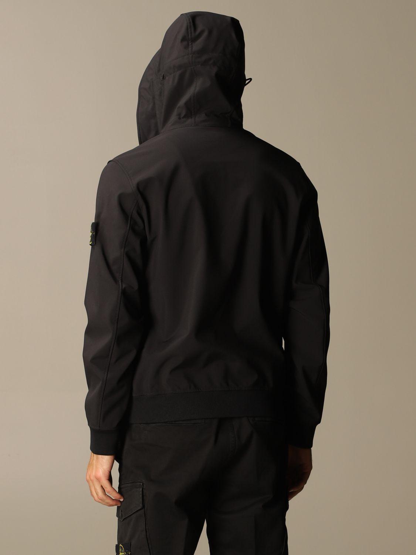 Куртка Stone Island: Куртка Мужское Stone Island черный 3