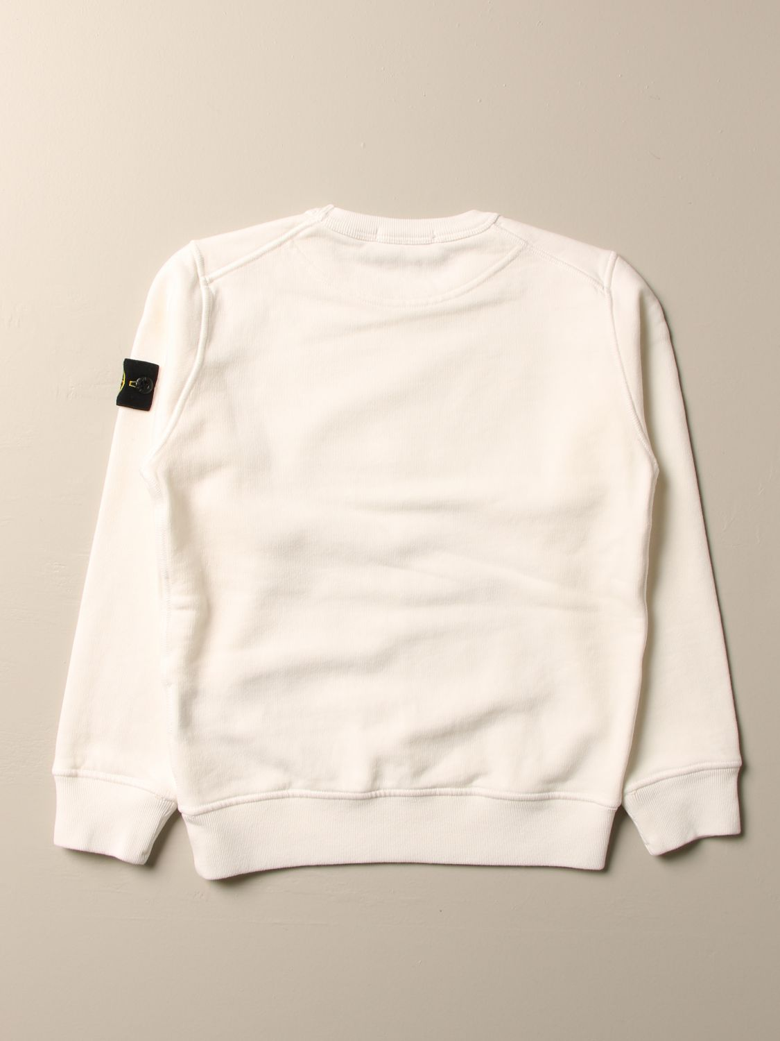Jumper Stone Island Junior: Sweatshirt men Stone Island Junior white 2