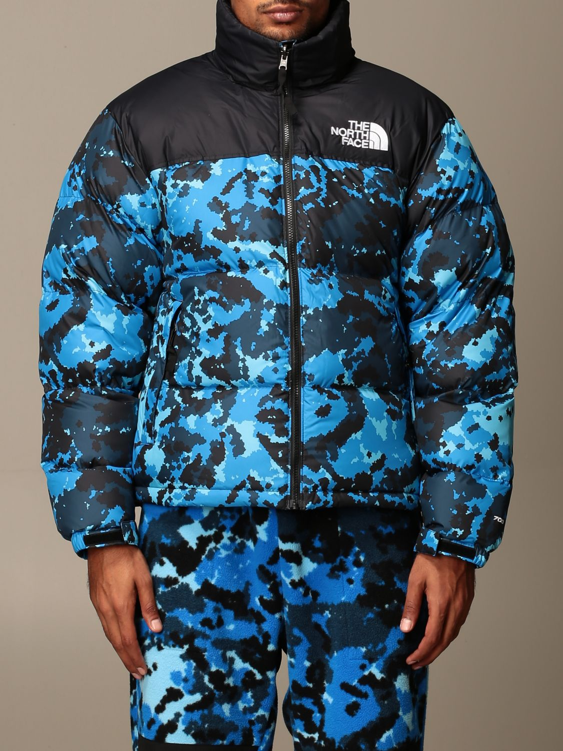 Куртка The North Face: Куртка Мужское The North Face синий 1