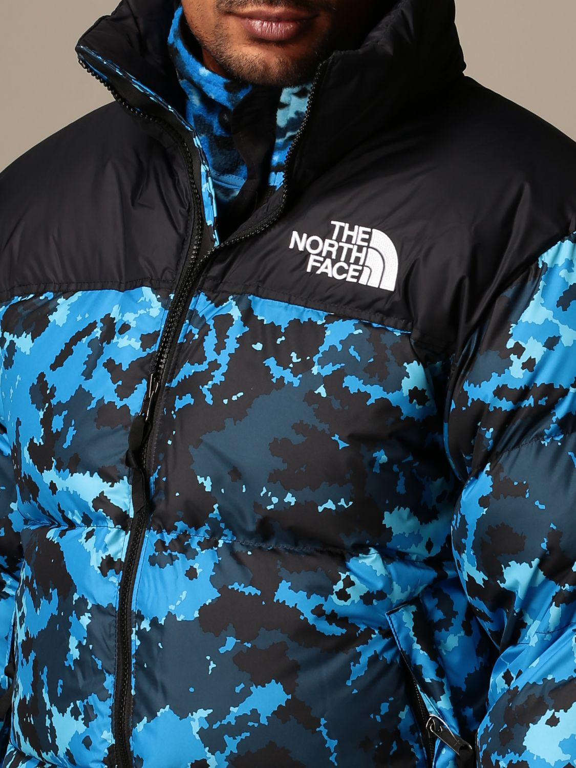 Куртка The North Face: Куртка Мужское The North Face синий 4