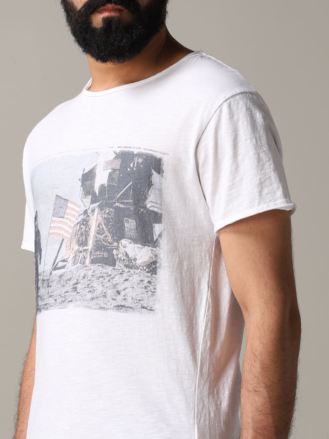 T-shirt 1921: T-shirt men 1921 white 5