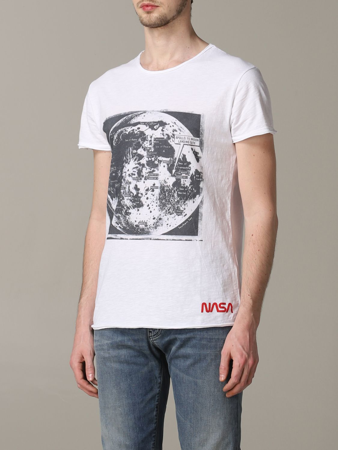 T-shirt 1921: T-shirt men 1921 white 4