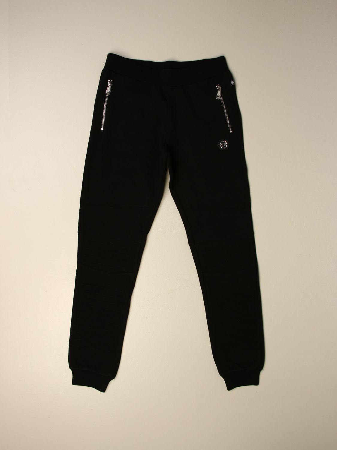 Pants Philipp Plein: Sweater kids Philipp Plein black 1