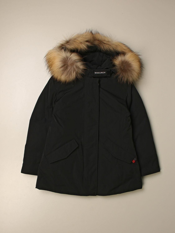 Jacket Woolrich: Jacket kids Woolrich black 1