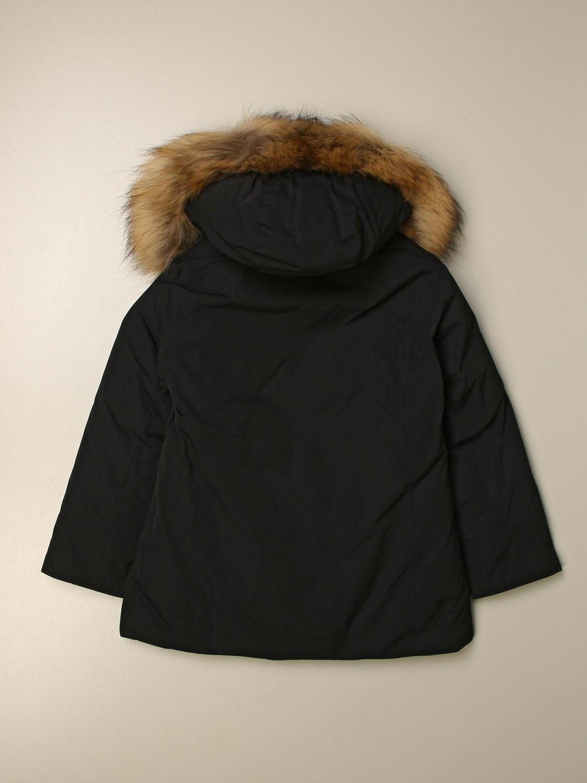 Jacket Woolrich: Jacket kids Woolrich black 2
