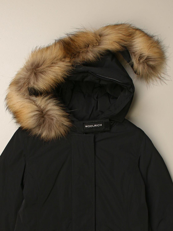 Jacket Woolrich: Jacket kids Woolrich black 3