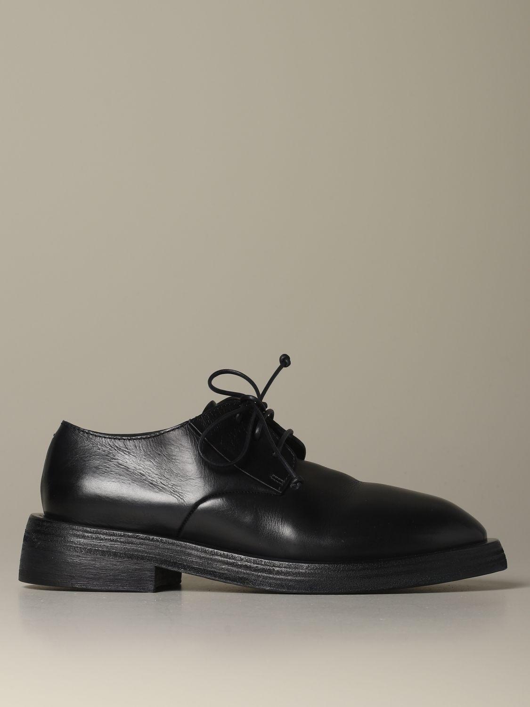 Brogue Shoes Marsell Men Navy