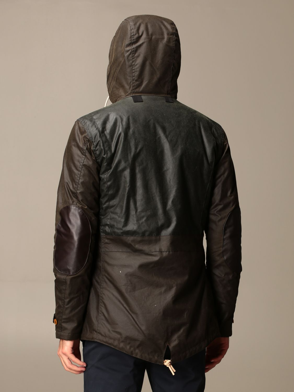 Jacket Barbour: Game Barbour hooded parka olive 2