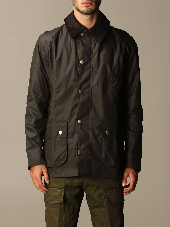 Куртка Barbour: Куртка Мужское Barbour оливковый 1