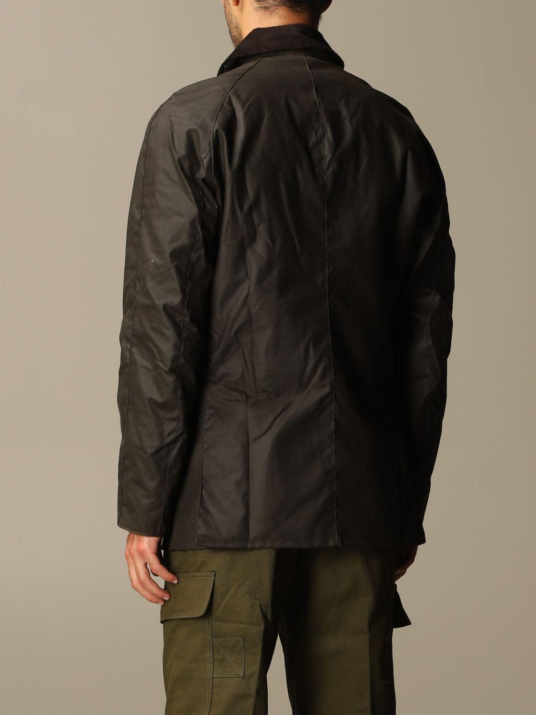 Куртка Barbour: Куртка Мужское Barbour оливковый 3