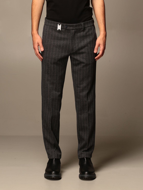 Pantalon Baronio: Pantalon homme Baronio anthracite 1