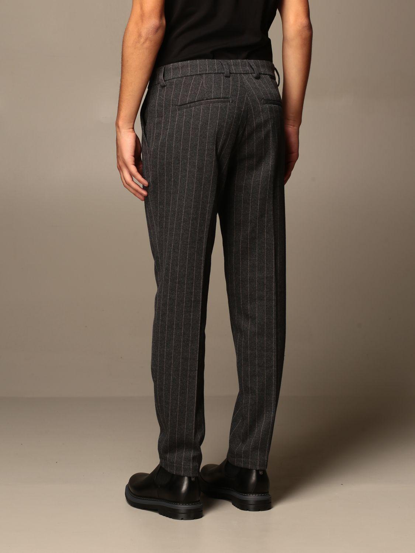 Pantalon Baronio: Pantalon homme Baronio anthracite 2