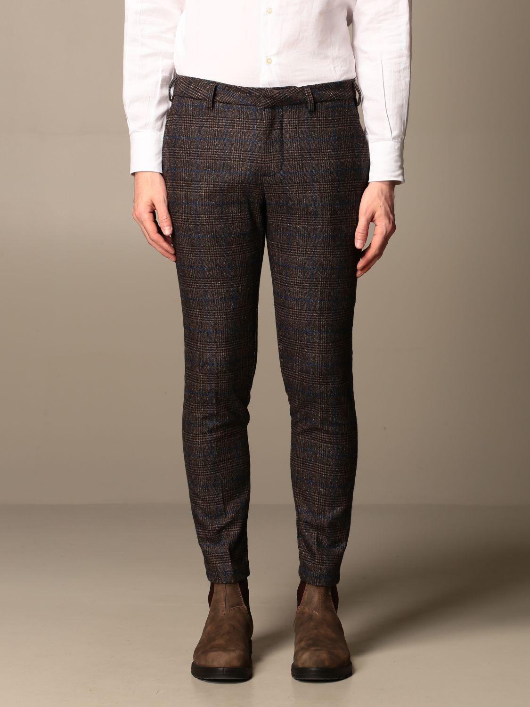 Trousers Baronio: Trousers men Baronio dark 1