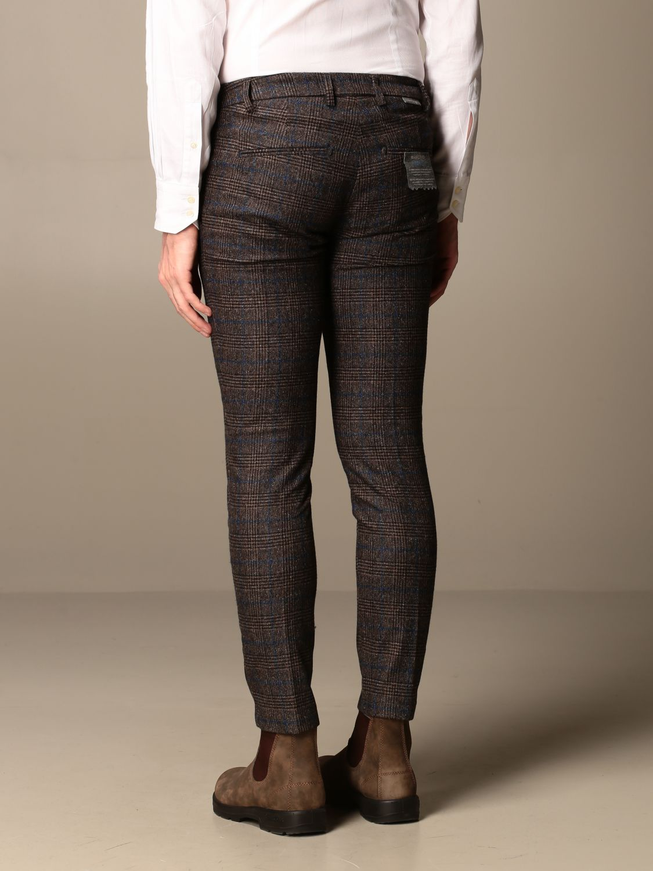 Trousers Baronio: Trousers men Baronio dark 2
