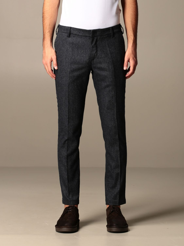 Trousers Baronio: Trousers men Baronio grey 1