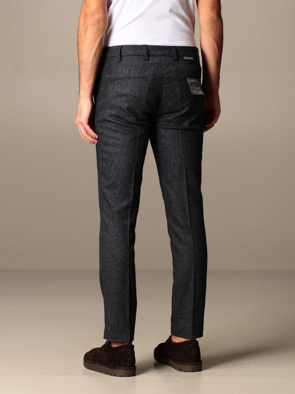 Trousers Baronio: Trousers men Baronio grey 2