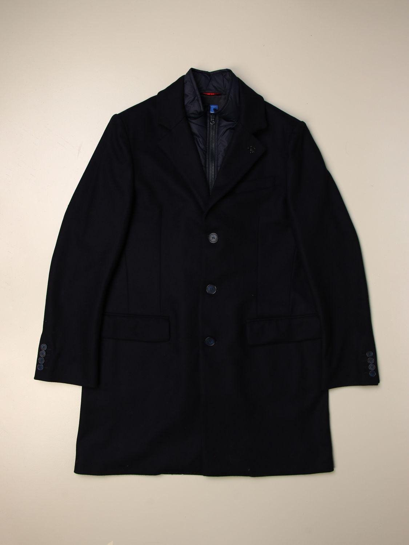 Coat Fay: Coat kids Fay blue 1