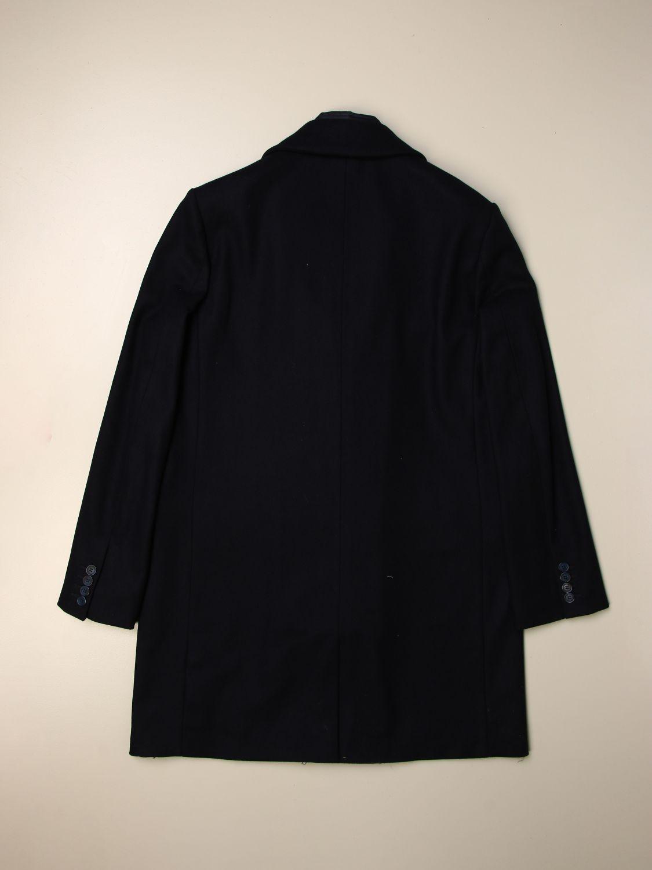 Coat Fay: Coat kids Fay blue 2