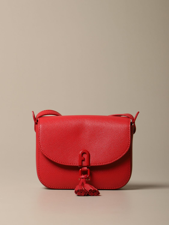 Mini bag Furla: Shoulder bag women Furla red 1