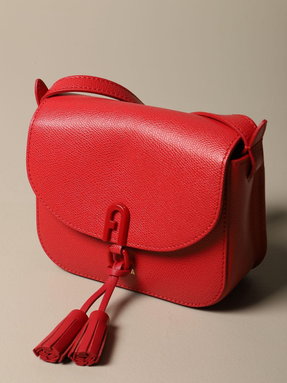 Mini bag Furla: Shoulder bag women Furla red 3