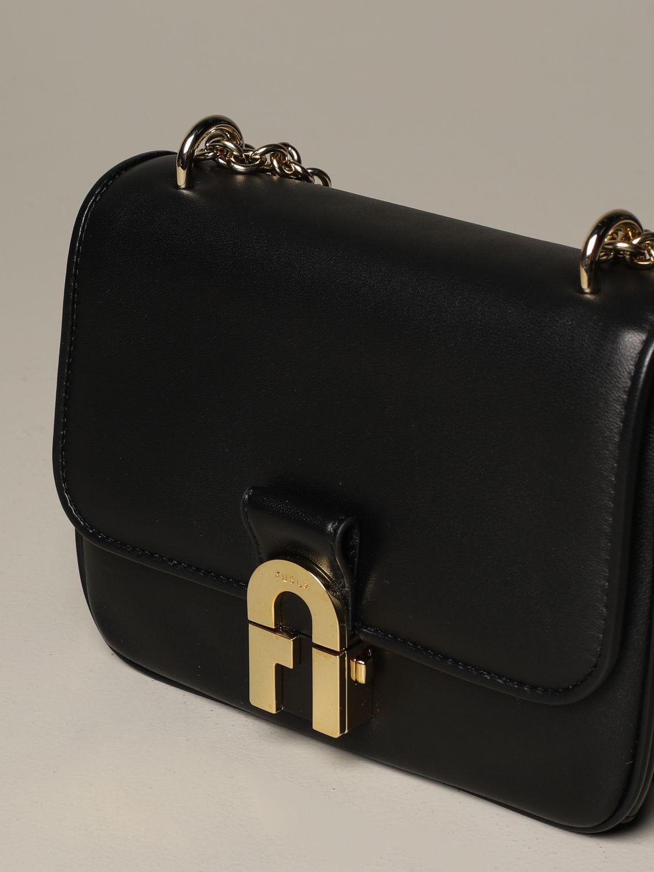 Mini bag Furla: Shoulder bag women Furla black 3