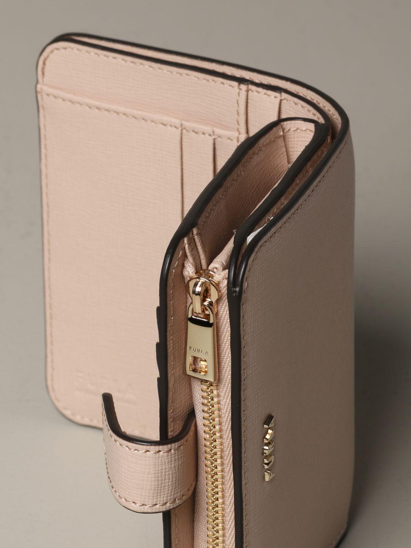 Wallet Furla: Wallet women Furla pink 4