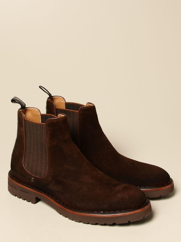 Bottines Brimarts: Chaussures homme Brimarts brun 2