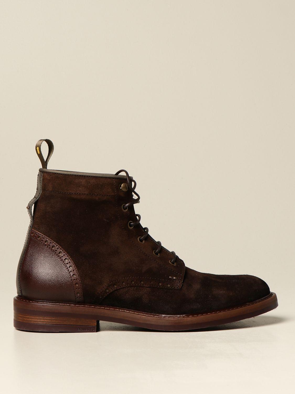 Bottines Brimarts: Chaussures homme Brimarts brun 1