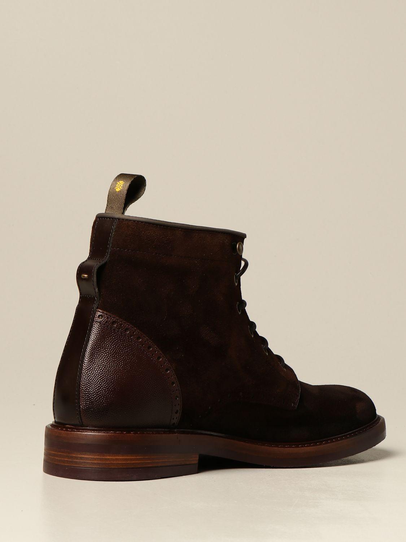 Bottines Brimarts: Chaussures homme Brimarts brun 3