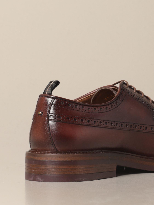 Brogue shoes Brimarts: Brimarts derby in vintage leather brown 3