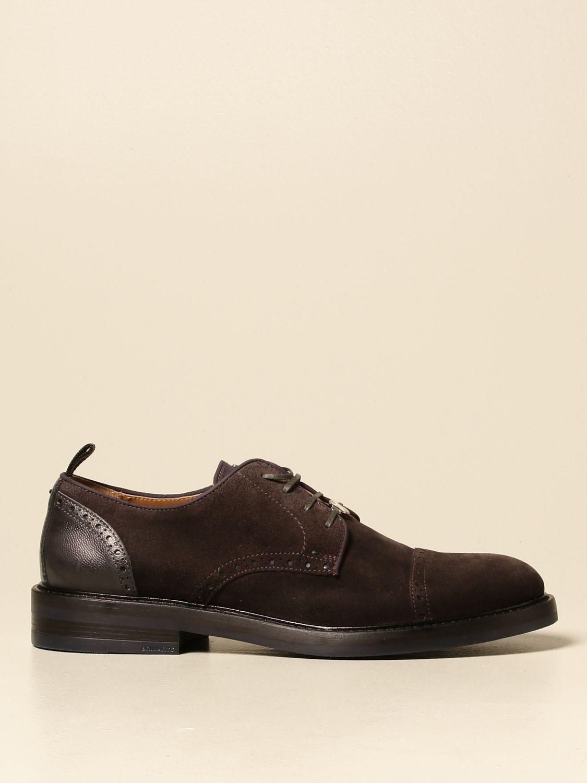 Brogue shoes Brimarts: Shoes men Brimarts graphite 1