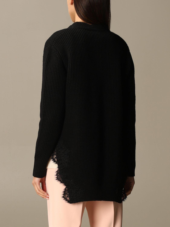 Strickjacke Blumarine: Strickjacke damen Blumarine schwarz 3