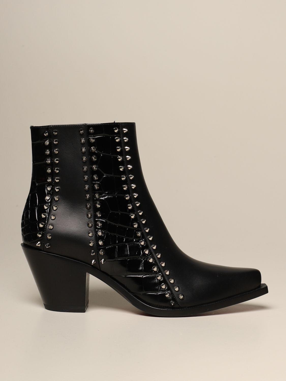 chaussures louboutin noir femme