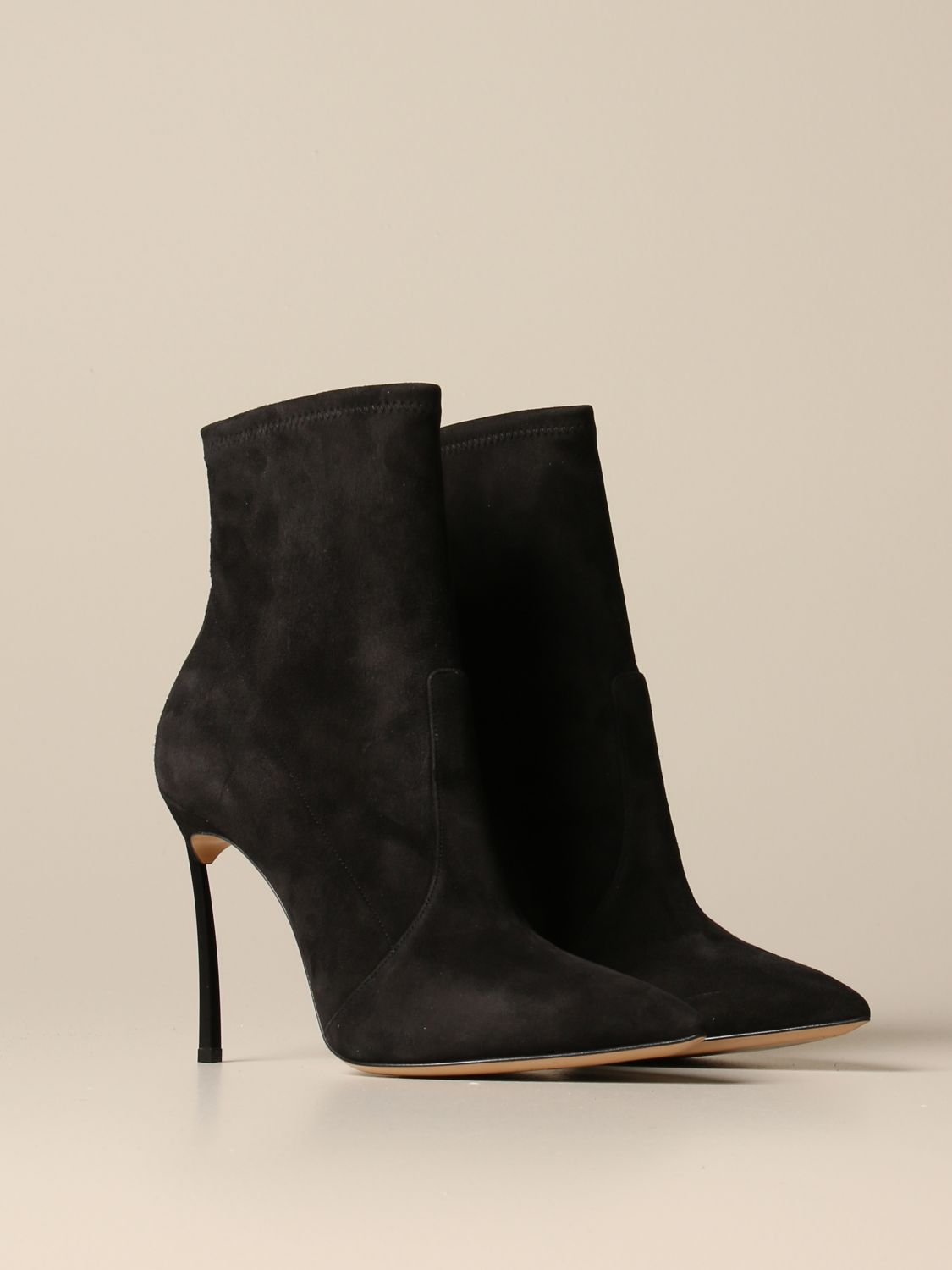 Heeled ankle boots Casadei: Shoes women Casadei black 2