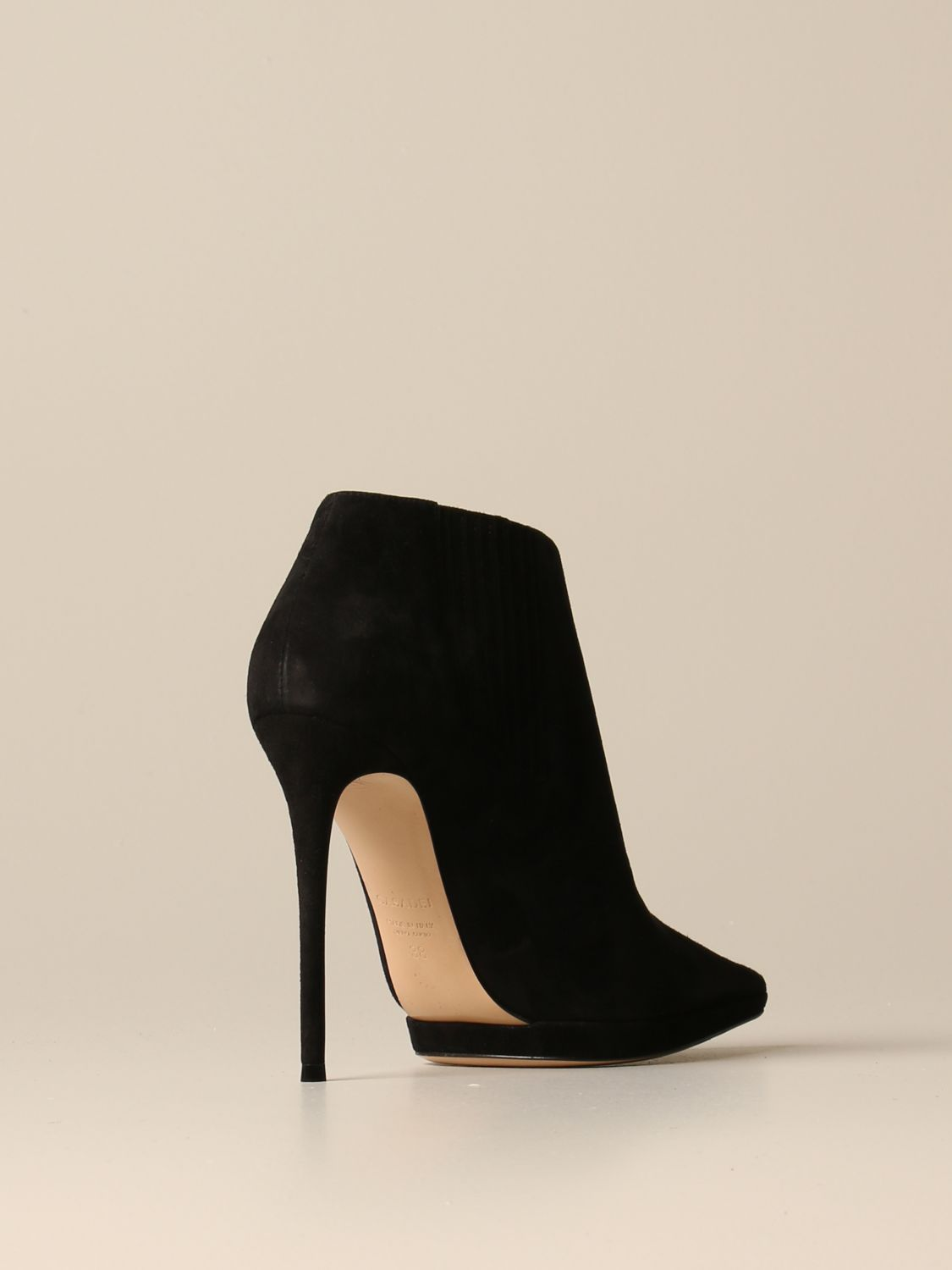 Heeled ankle boots Casadei: Shoes women Casadei black 3
